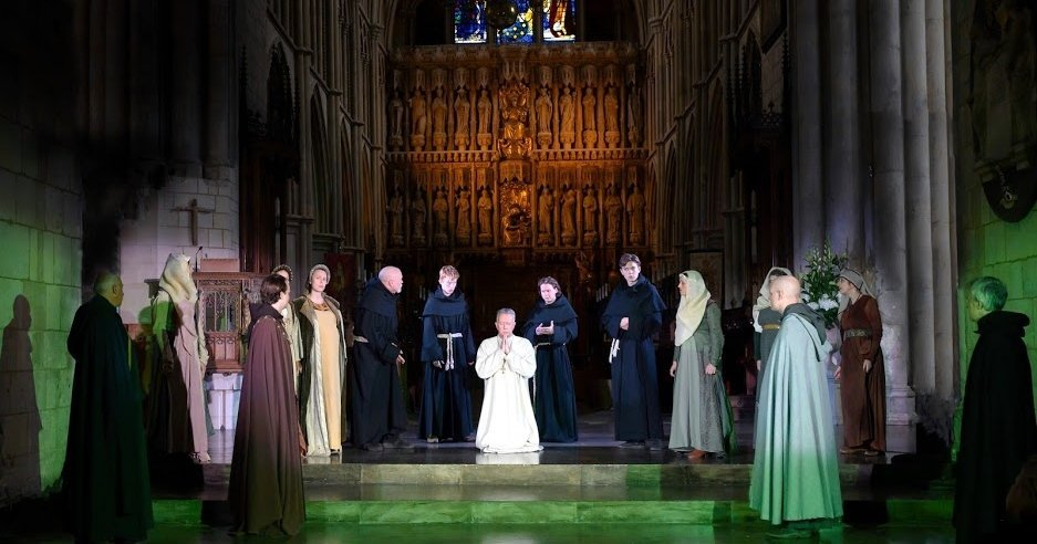 Murder In The Cathedral by T.S. Eliot at Southwark Cathedral | Review