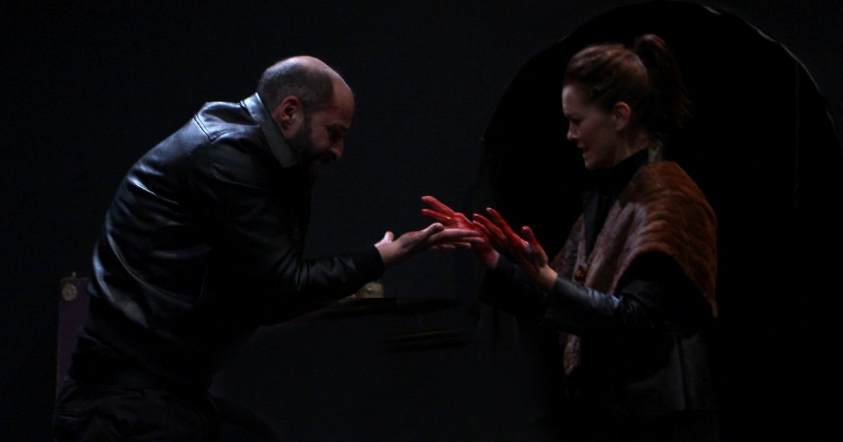 Macbeth: The Acting Gymnasium at Theatro Technis