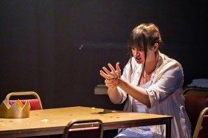 Alice Emery MACBETH 2020 Lazarus Theatre Company Photographer Adam Trigg.