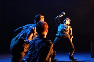 All Quiet on the Western Front by Incognito Theatre Company – Photographer Marco Marsenic