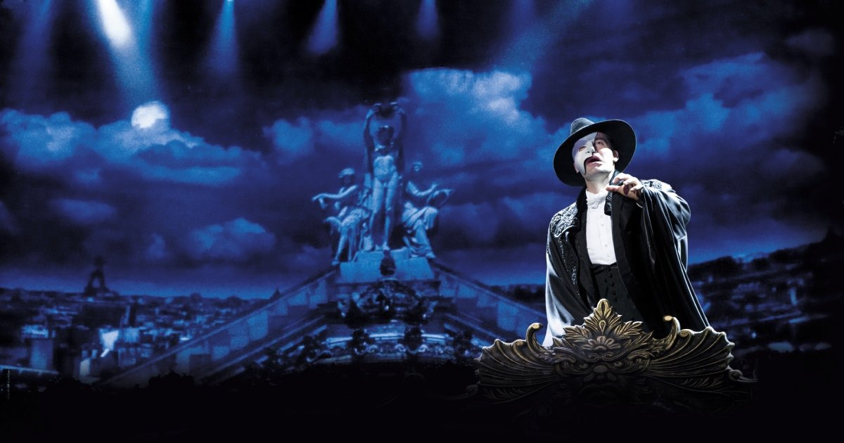 The Phantom of the Opera - Courtesy of The Really Useful