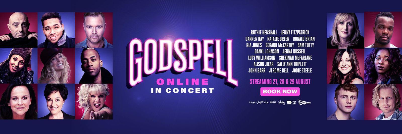 Godspell Online In Concert