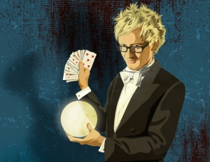 Magic & Mind-Reading at Le Meridien Piccadilly