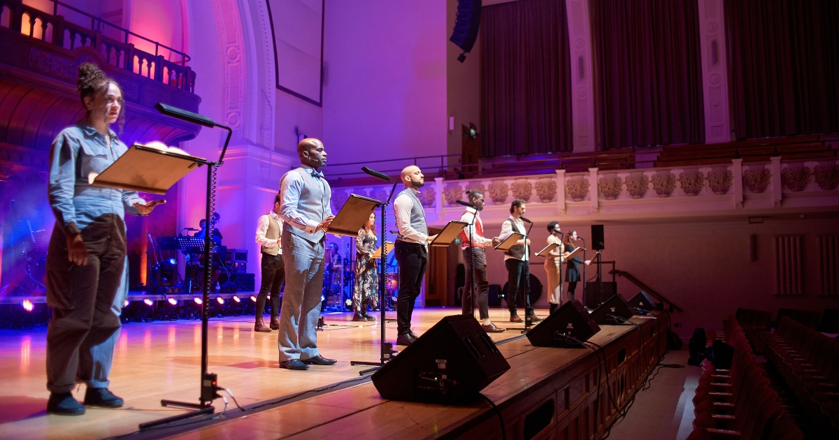 Treason The Musical In Concert - Cadogan Hall - Photos by Gavin Nugent