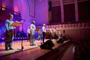 Treason The Musical In Concert - Cadogan Hall - Photos by Gavin Nugent