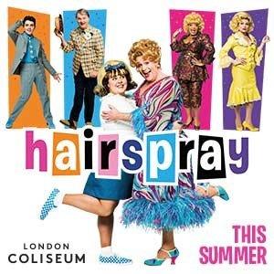 Hairspray at the London Coliseum