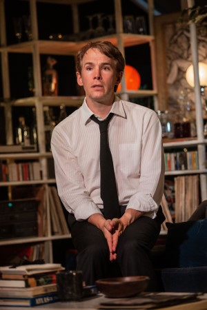 Paul Keating (Guy) -My Night With Reg - The Turbine Theatre - Photo by Mark Senior