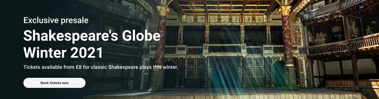 Shakespeare's Globe Season 2021